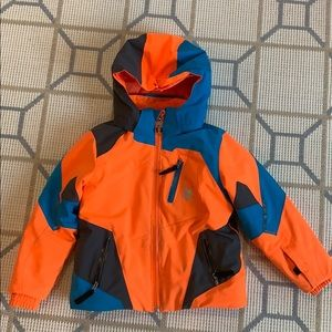 Spyder Kids Mini Leader jacket Size 4